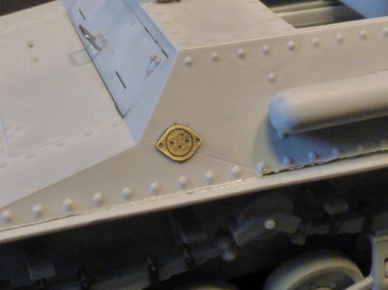 15 cm sFH.13/1 auf Geschutzwagen Lorraine-Schlepper Sd.Kfz. 135/1   RPM 1/35 ème  - Page 2 190403093216356763