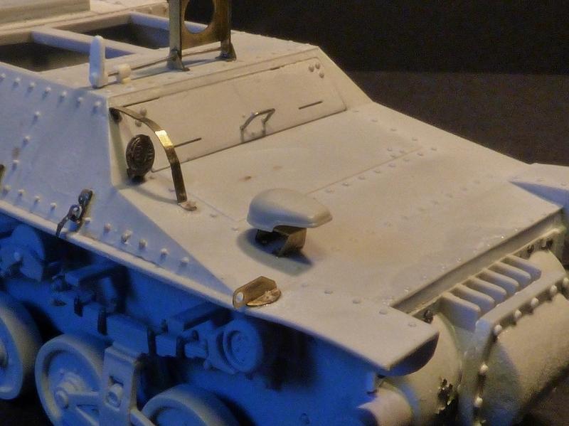 15 cm sFH.13/1 auf Geschutzwagen Lorraine-Schlepper Sd.Kfz. 135/1   RPM 1/35 ème  - Page 2 190403093235360124