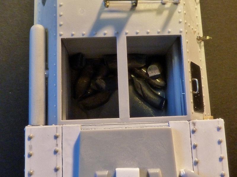 15 cm sFH.13/1 auf Geschutzwagen Lorraine-Schlepper Sd.Kfz. 135/1   RPM 1/35 ème  - Page 2 190403095040975631