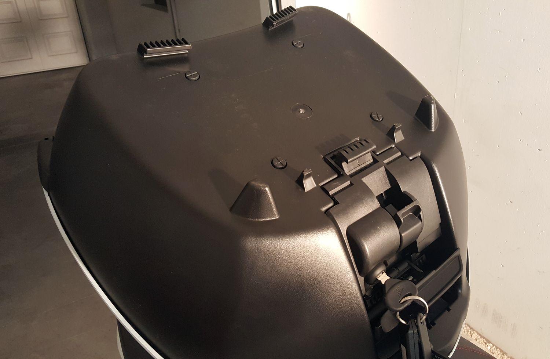 [Vendu]top case Honda blanc  pour SH300 190403112042724298