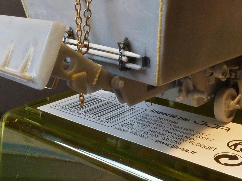 15 cm sFH.13/1 auf Geschutzwagen Lorraine-Schlepper Sd.Kfz. 135/1   RPM 1/35 ème  - Page 3 190405062549203015