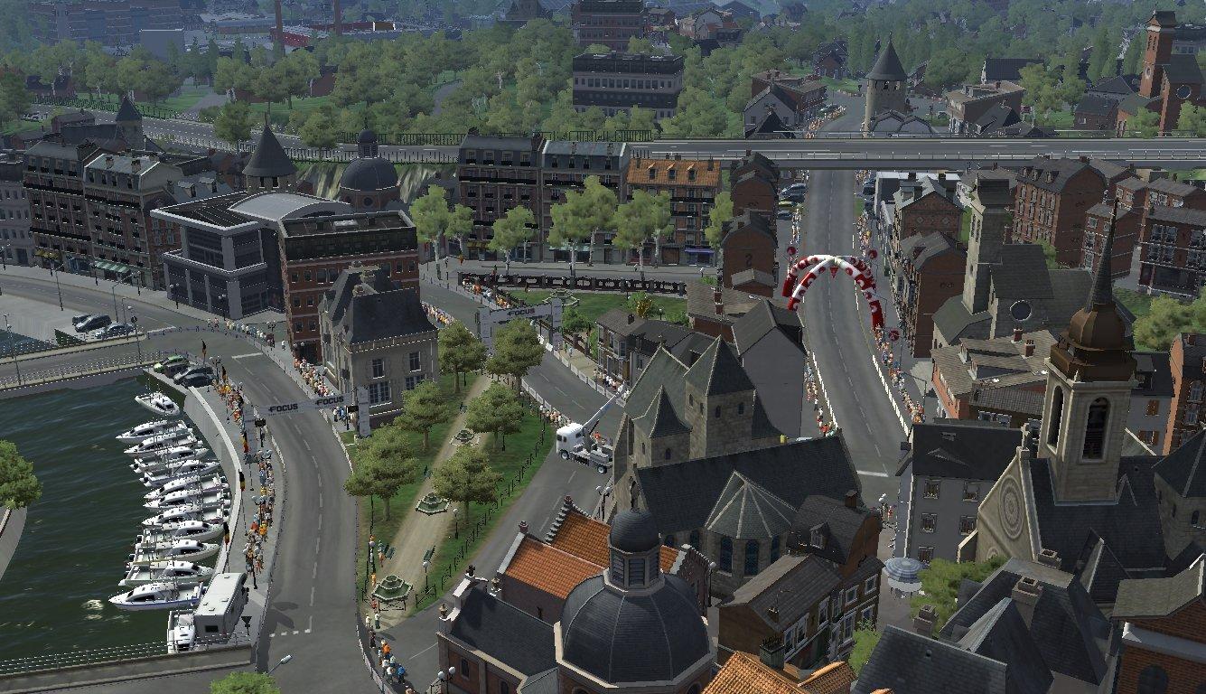 PCM daily - Discussion Forum: ☆ Leon40 ☆ Paris - Roubaix ☆