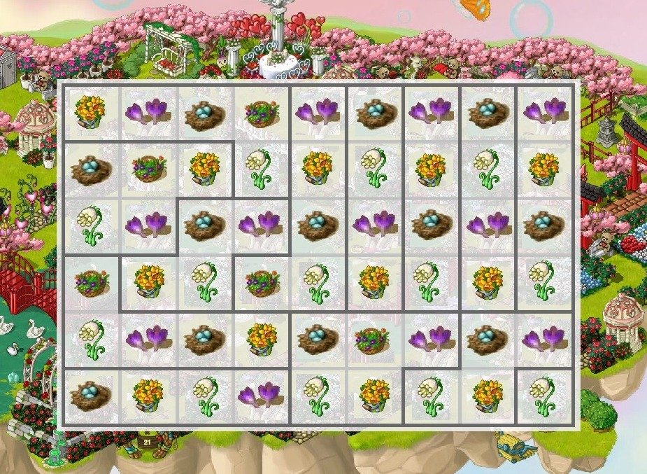 Gift Box Puzzler - Welcoming Spring 2019 NA