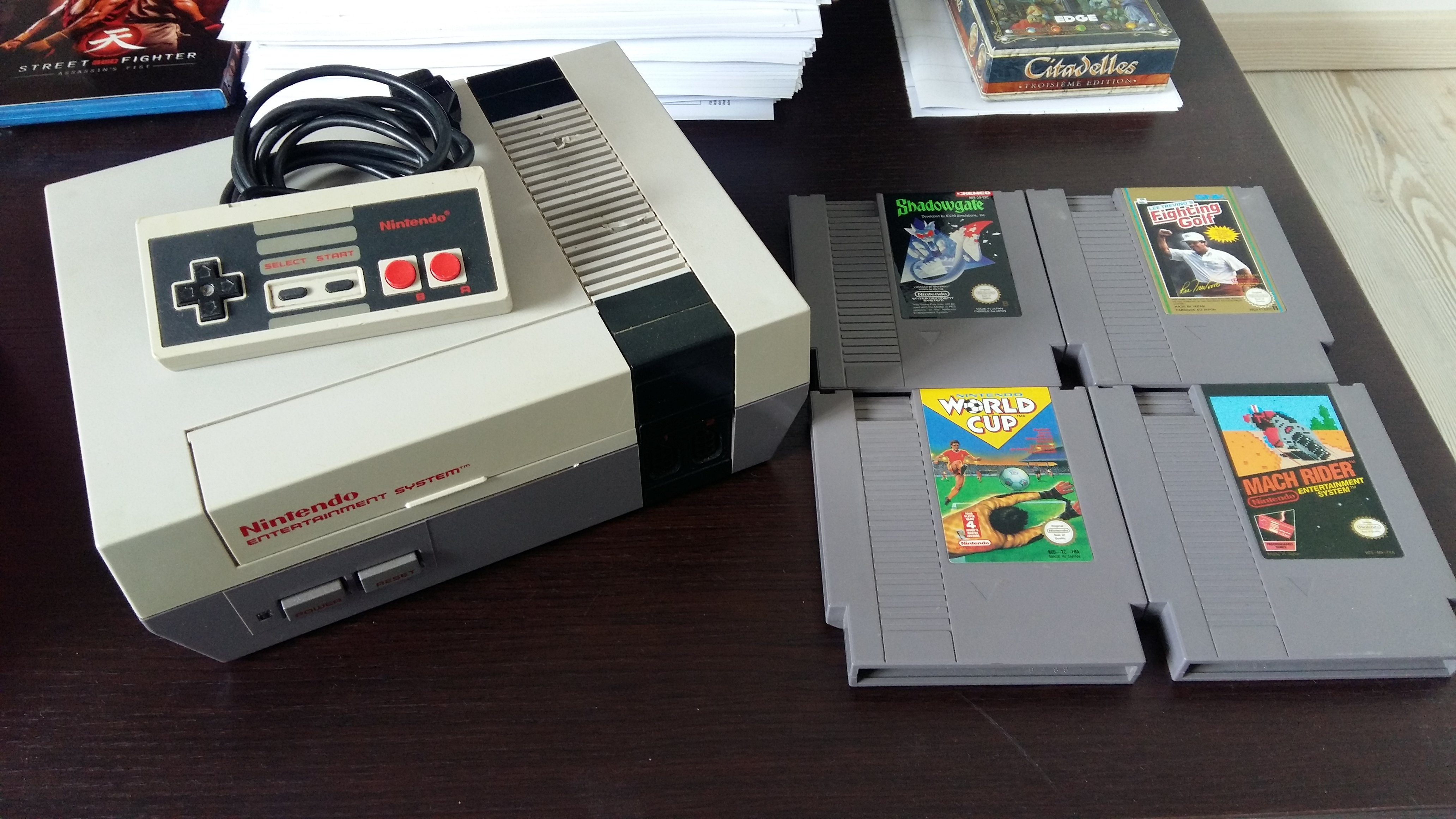 [VDS] NES avec 4 jeux loose 190410085035496752