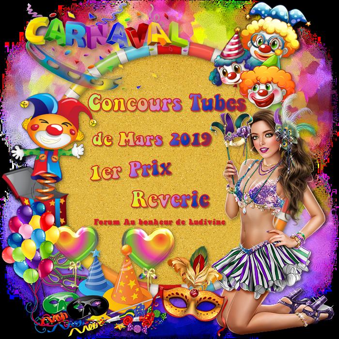 """Gagnants et prix du concours Tubes """"Carnaval"""" 190411040822989514"""