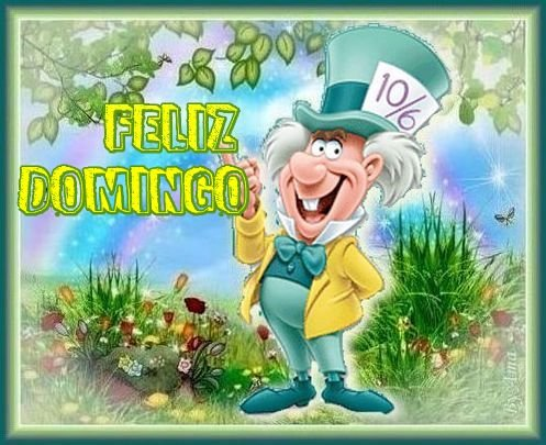 Sombrerero Loco , de Alicia en el Pais de las Maravillas  190411055957898917