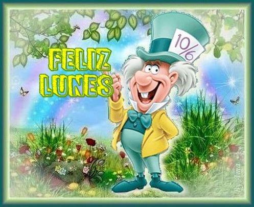 Sombrerero Loco , de Alicia en el Pais de las Maravillas  190411055958403492
