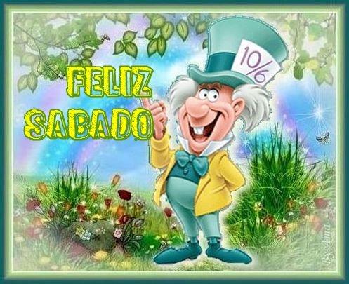 Sombrerero Loco , de Alicia en el Pais de las Maravillas  190411055959141035
