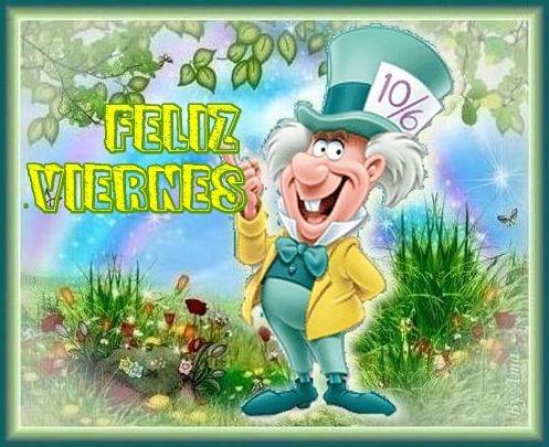 Sombrerero Loco , de Alicia en el Pais de las Maravillas  190411055959403166