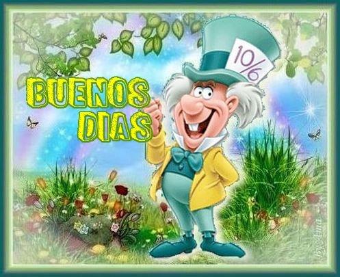 Sombrerero Loco , de Alicia en el Pais de las Maravillas  190411060000170112