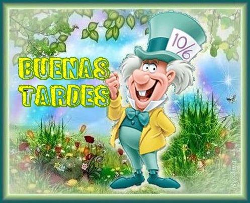 Sombrerero Loco , de Alicia en el Pais de las Maravillas  190411060000663683