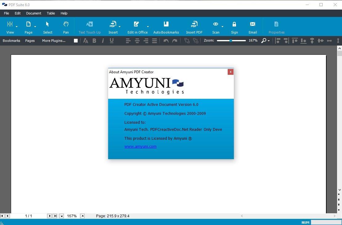 Resultado de imagen para Amyuni PDF Converter / PDF Suite Desktop 6