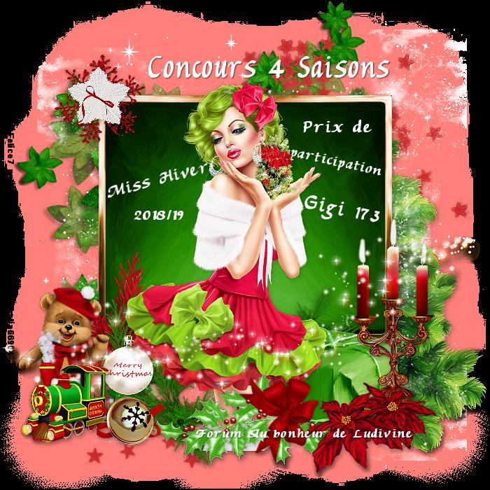 """Gagnants et prix du concours 4 Saisons """"Miss Hiver 2018/19"""" 190412072610536754"""