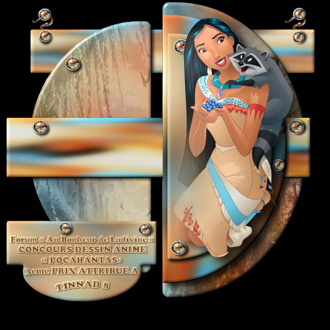 Gagnants et Prix du Concours Dessin Animé « Pocahontas » 190413032034436419