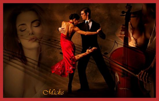 Tango de r?ve femme