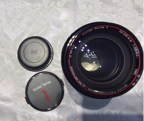 Vivitar Série 1, 70-210mm f/2.8-4 19041409573415465