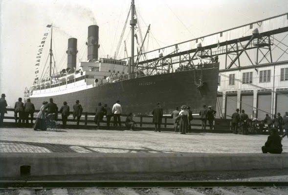 Quels sont vos paquebots préférés de la Cunard Line ? 190417072257332477