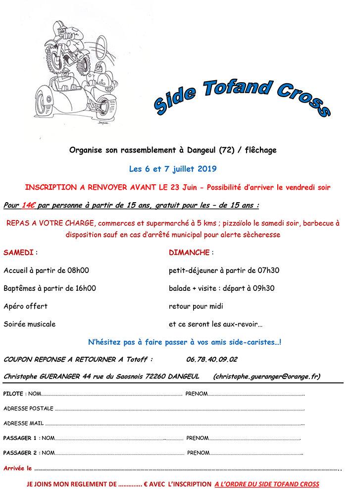 invitation estivale 2019