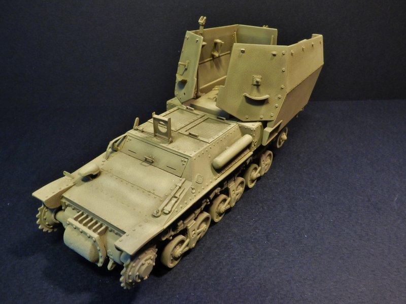 15 cm sFH.13/1 auf Geschutzwagen Lorraine-Schlepper Sd.Kfz. 135/1   RPM 1/35 ème  - Page 3 190418044912139520