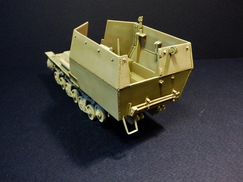 15 cm sFH.13/1 auf Geschutzwagen Lorraine-Schlepper Sd.Kfz. 135/1   RPM 1/35 ème  - Page 3 190418044915646197