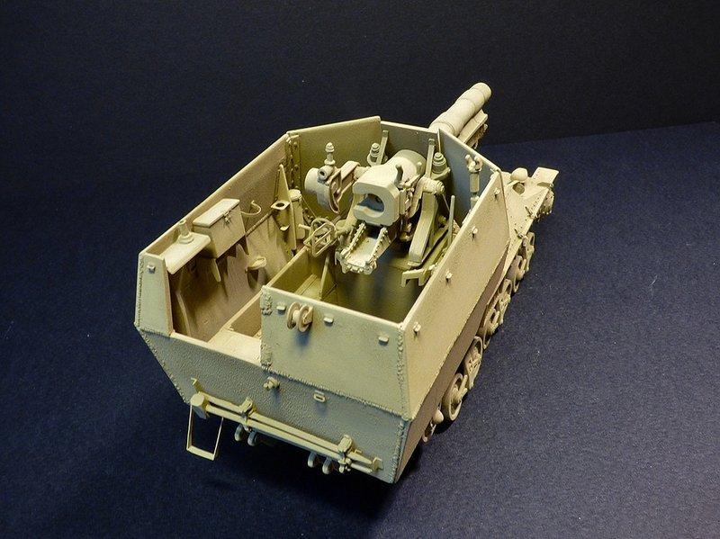 15 cm sFH.13/1 auf Geschutzwagen Lorraine-Schlepper Sd.Kfz. 135/1   RPM 1/35 ème  - Page 3 19041804492660189