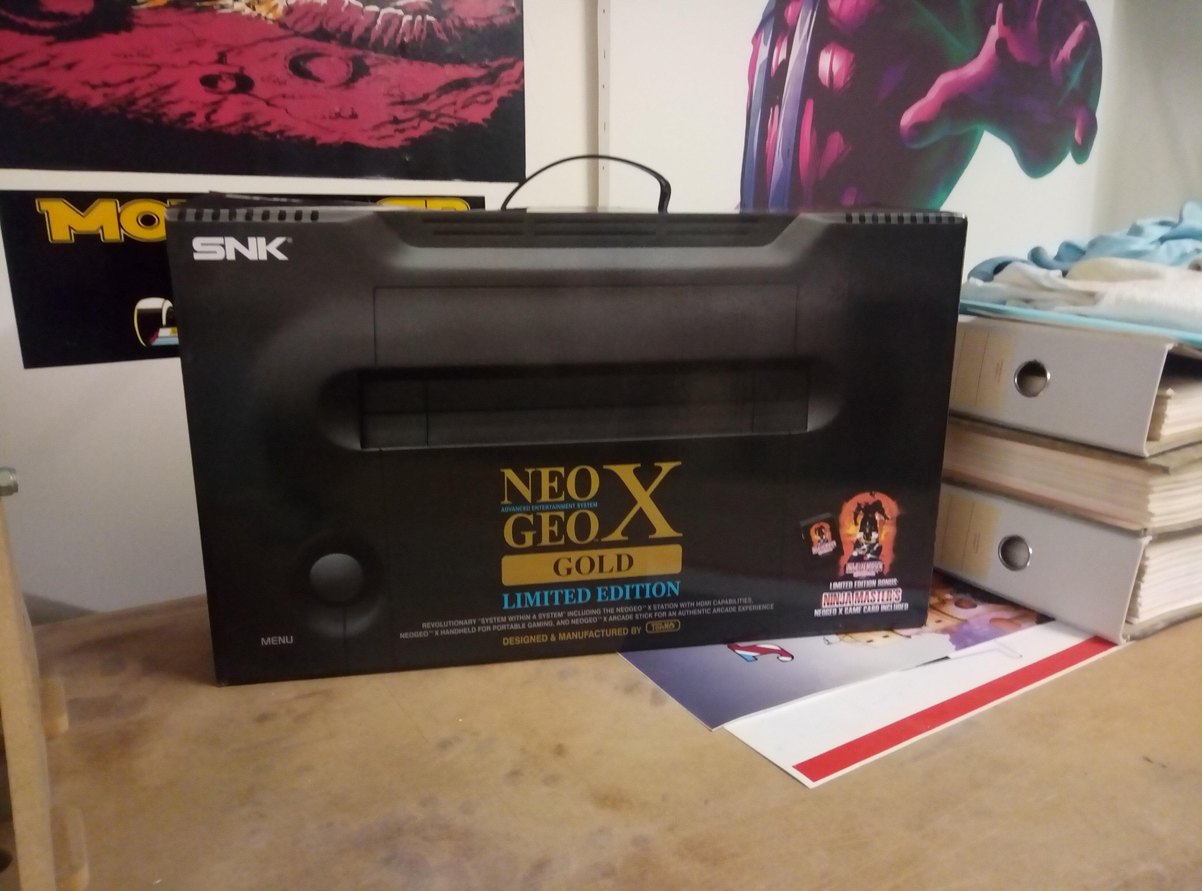 [VENDU] NeoGeo Pocket + NeoGeo X + Flashmasta le tout en box + GameCube 190418060343706671
