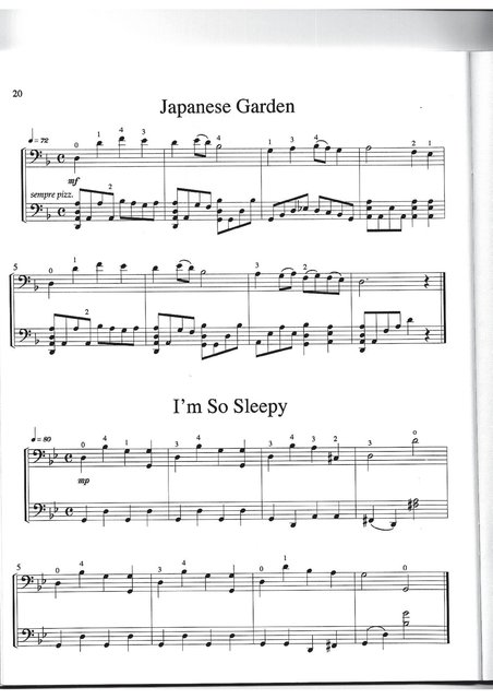 Position Pieces For Cello P20
