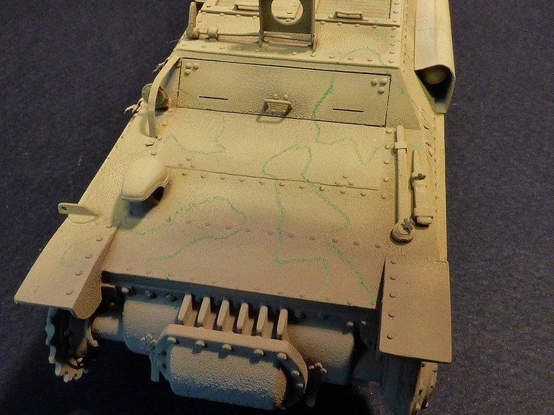 15 cm sFH.13/1 auf Geschutzwagen Lorraine-Schlepper Sd.Kfz. 135/1   RPM 1/35 ème  - Page 3 190419052644321833