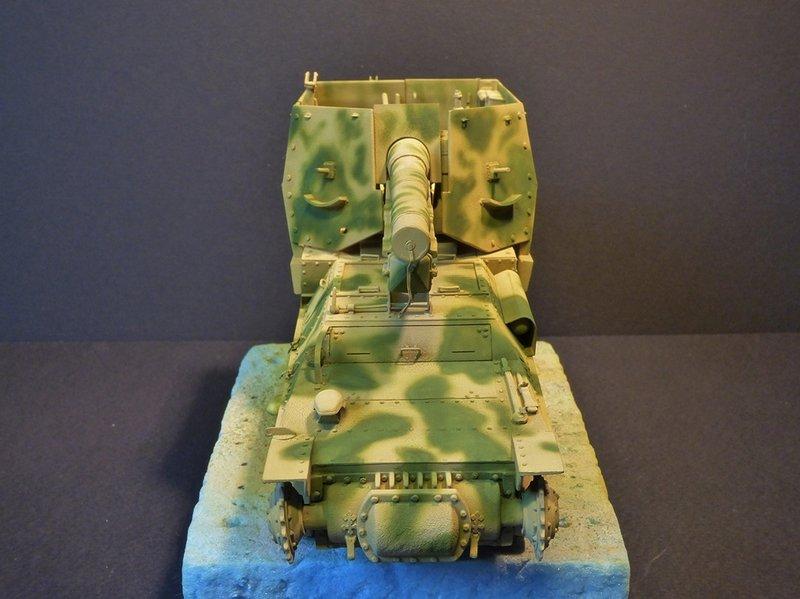 15 cm sFH.13/1 auf Geschutzwagen Lorraine-Schlepper Sd.Kfz. 135/1   RPM 1/35 ème  - Page 3 19041905270673312