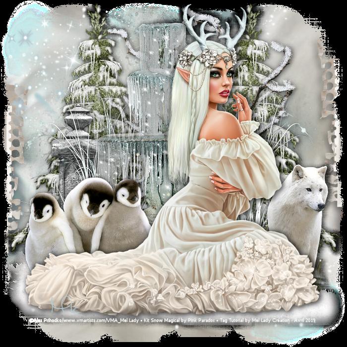 Snow Magical 190420055028379178