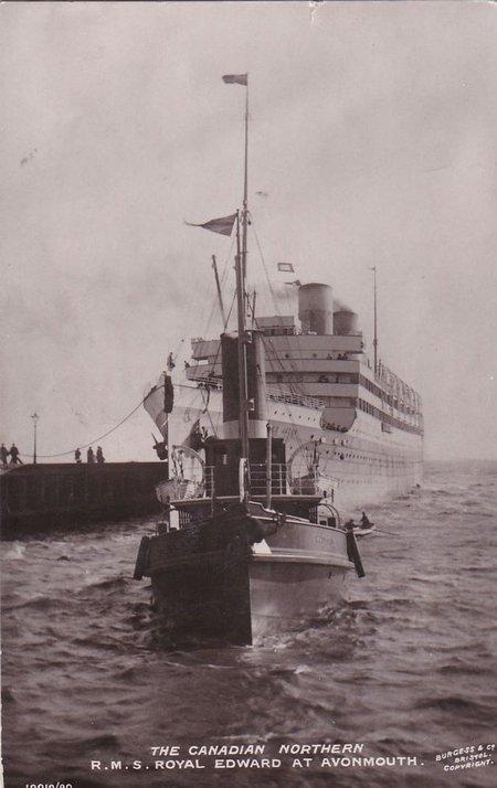 RMS Royal Edward 190422012406679107