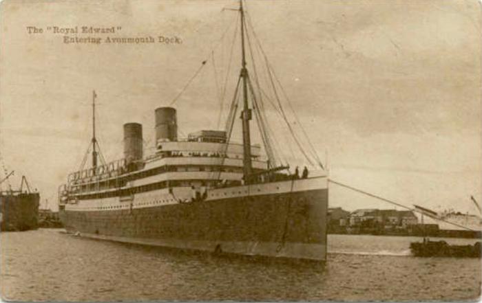 RMS Royal Edward 190422012710316682