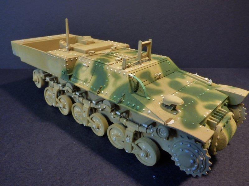 15 cm sFH.13/1 auf Geschutzwagen Lorraine-Schlepper Sd.Kfz. 135/1   RPM 1/35 ème  - Page 3 190425075917425750