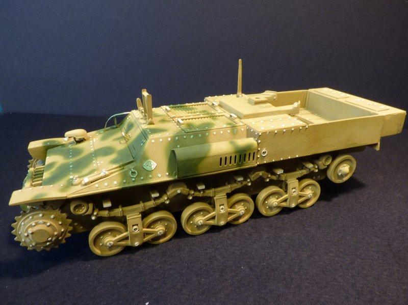 15 cm sFH.13/1 auf Geschutzwagen Lorraine-Schlepper Sd.Kfz. 135/1   RPM 1/35 ème  - Page 3 190425075927103098