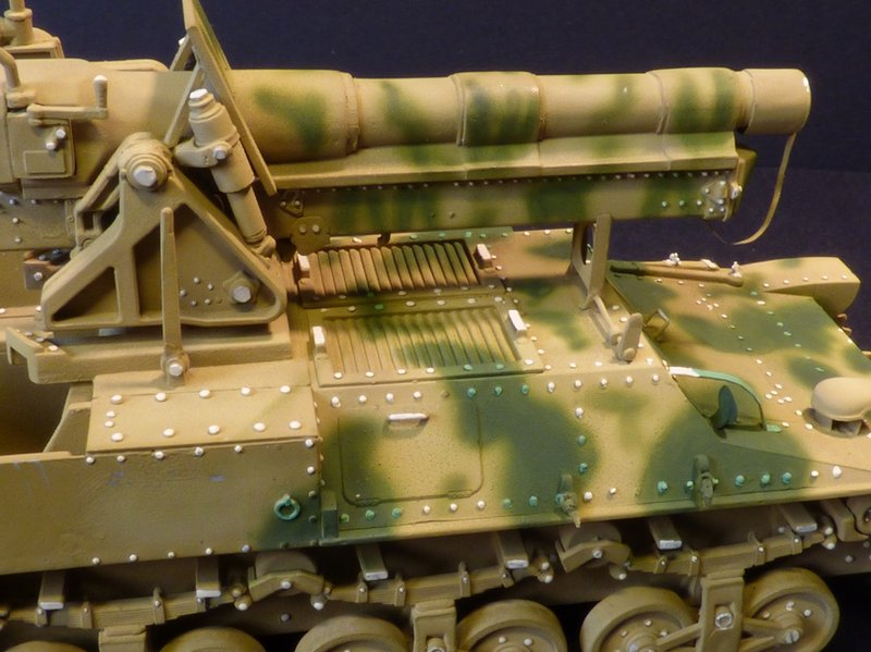 15 cm sFH.13/1 auf Geschutzwagen Lorraine-Schlepper Sd.Kfz. 135/1   RPM 1/35 ème  - Page 3 19042507593864052