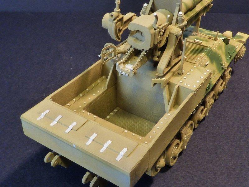 15 cm sFH.13/1 auf Geschutzwagen Lorraine-Schlepper Sd.Kfz. 135/1   RPM 1/35 ème  - Page 3 190425075939604709
