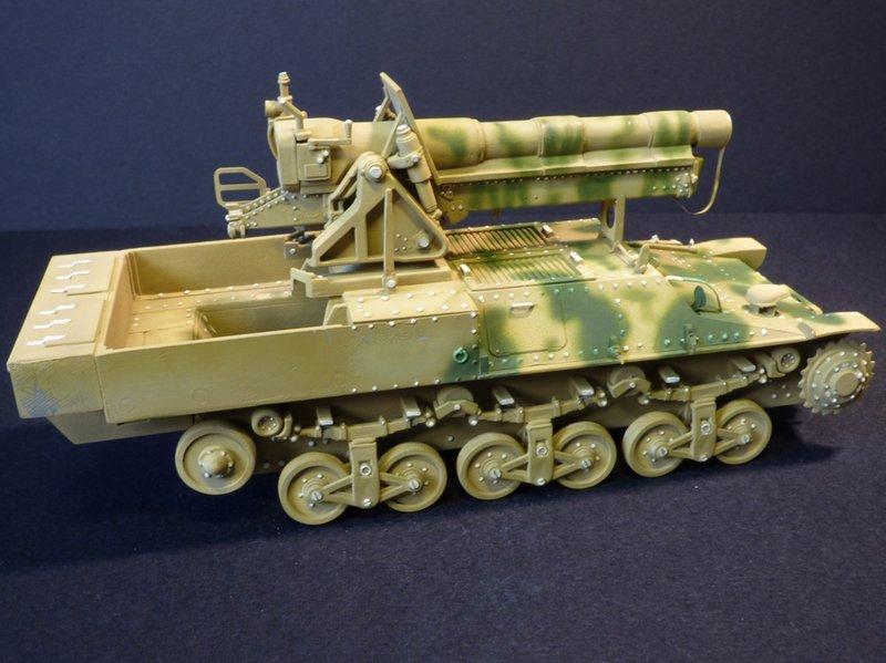 15 cm sFH.13/1 auf Geschutzwagen Lorraine-Schlepper Sd.Kfz. 135/1   RPM 1/35 ème  - Page 3 190425075948993321