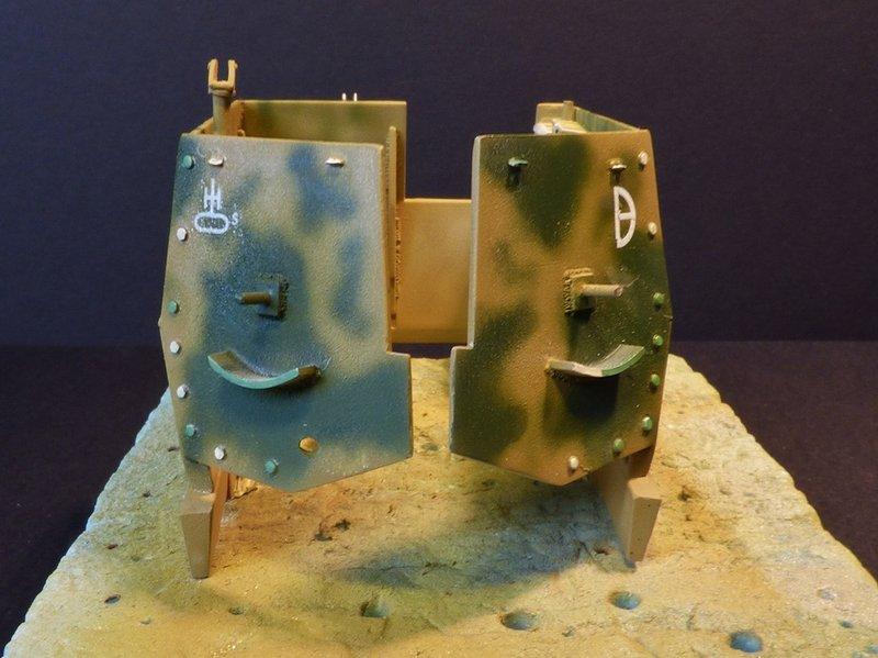 15 cm sFH.13/1 auf Geschutzwagen Lorraine-Schlepper Sd.Kfz. 135/1   RPM 1/35 ème  - Page 3 19042508001457670