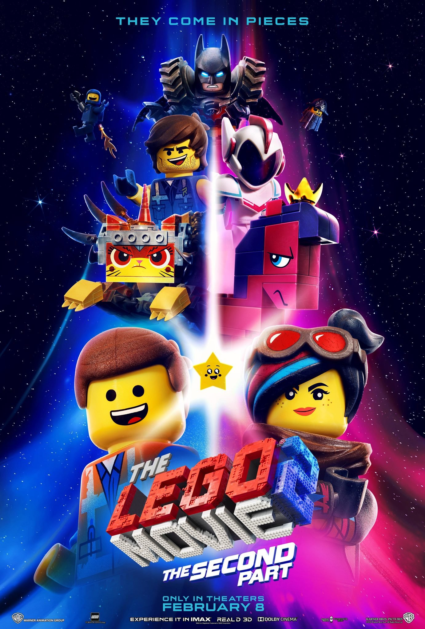The Lego Movie 2 The Second Part 2019 BDRip