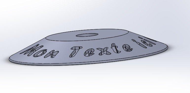 Texte sur Surface Oblique et arrondi 190426101147798811