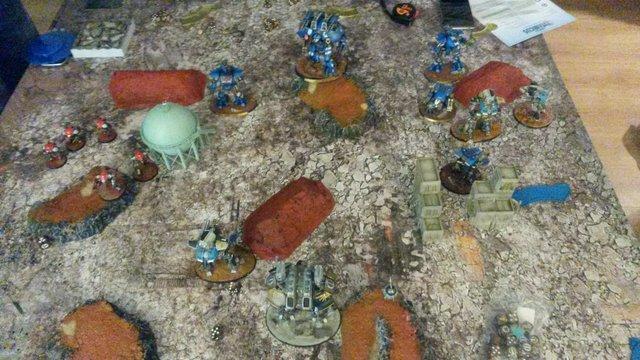 Titan death, bataille 1 190427023557316134