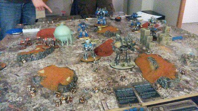 Titan death, bataille 1 190427023604865389