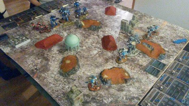 Titan death, bataille 1 190427023634515721