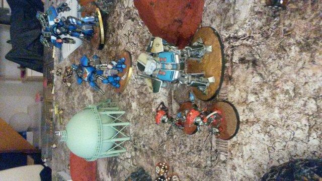 Titan death, bataille 1 190427023640947535