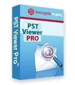 Encryptomatic PstViewer Pro 2019 v9.0.1009.0
