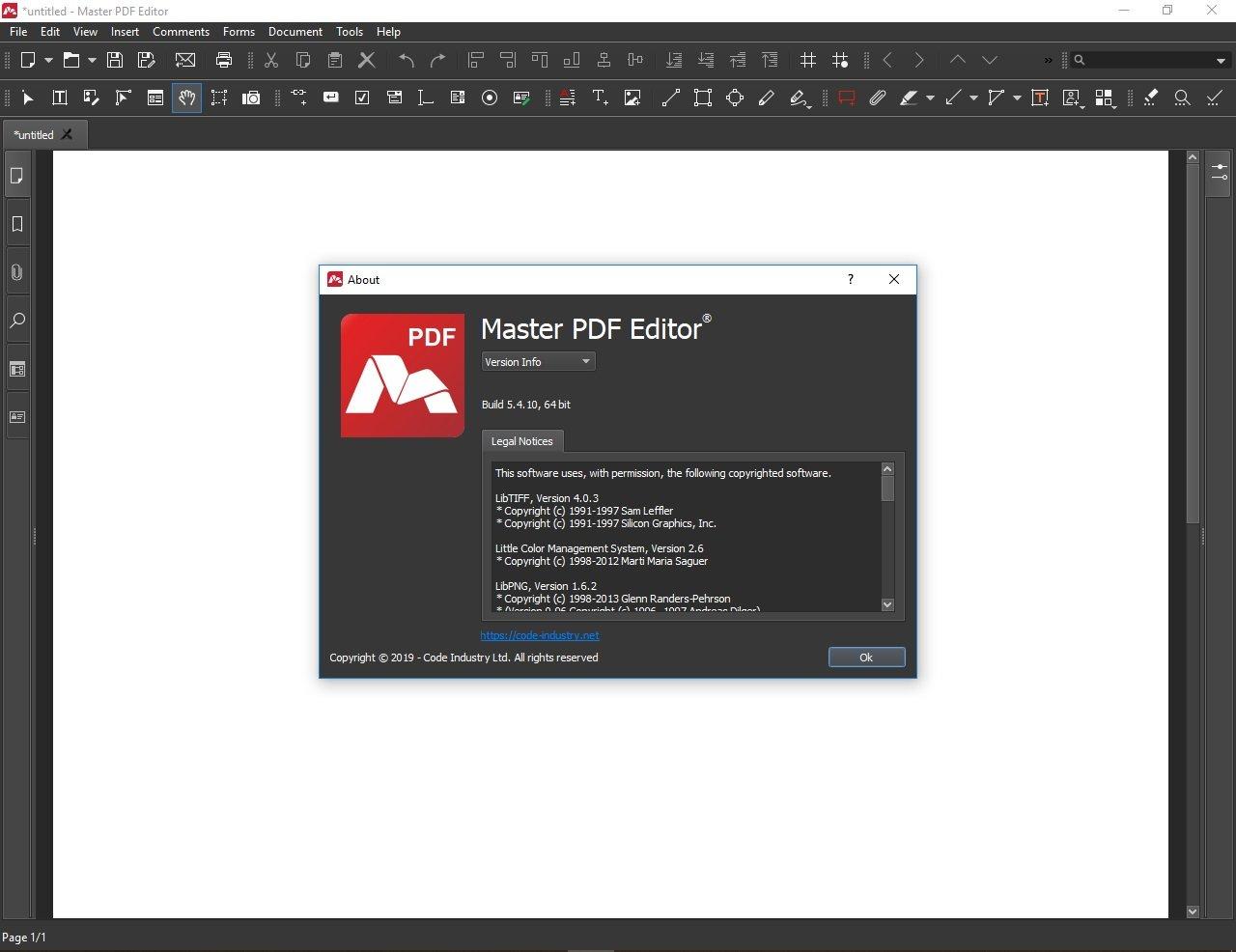Master PDF Editor v5 4 20 Multilingual   Board4All