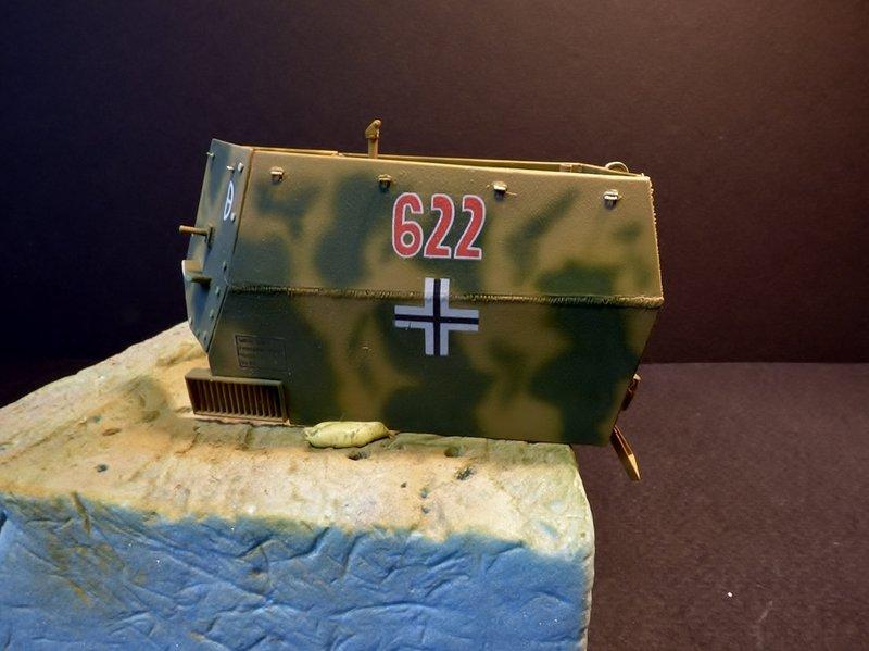 15 cm sFH.13/1 auf Geschutzwagen Lorraine-Schlepper Sd.Kfz. 135/1   RPM 1/35 ème  - Page 4 190502085720362354