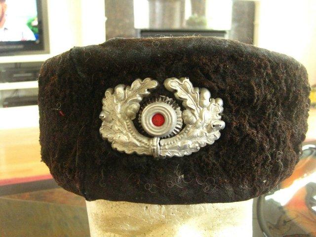 German WW2 Original Terek Cossacks Hat-Kubanka-1