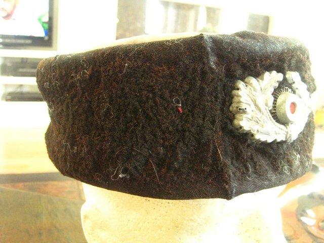 German WW2 Original Terek Cossacks Hat-Kubanka-2