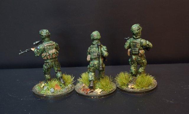 Opération Serval, Mali 2014, 28mm 190503042540157178